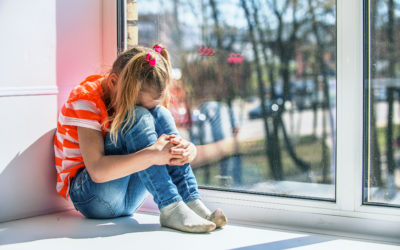 Parenting Children of Trauma – 3 Tips to Guiding Anxious Kids